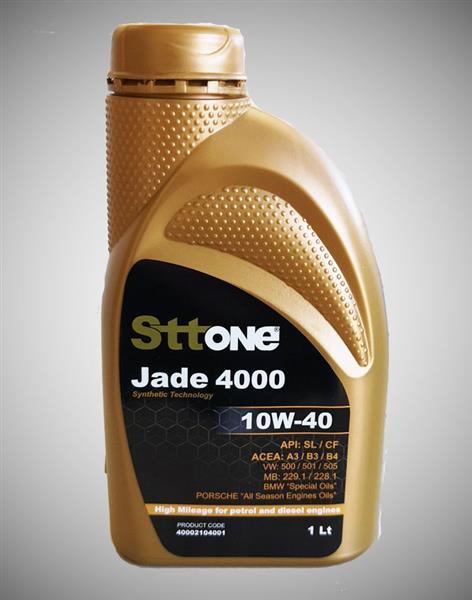 Picture of Sttone JADE 4000 10W40  1L | AutoNet